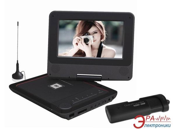 Портативный DVD-плеер X-DIGITAL DVD0734TV
