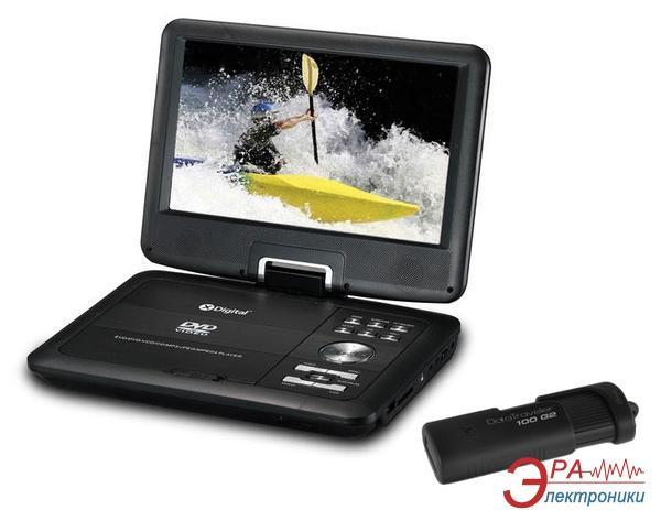 Портативный DVD-плеер X-DIGITAL DVD0931TV