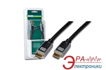 HDMI Digitus (AM/ AM) High Speed 2.0м Black-Grey (DB-229568)