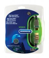 HDMI Bandridge BLUE High Speed 10m (BVL1210)