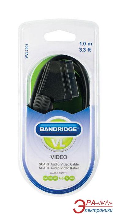 SCART Bandridge ValueLine 1m (VVL7001)