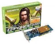 Видеокарта Nvidia GeForce Gigabyte GeForce 6200 GDDR2 256 (GV-N62256DP2-RH)