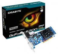 Видеокарта Nvidia GeForce Gigabyte GeForce 6200 GDDR2 512 (GV-N62-512L 1.0) (GVN625L-00-G)