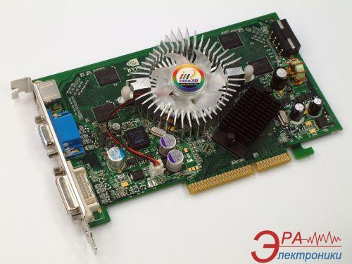 Видеокарта Nvidia GeForce inno3D 7600GT GDDR2 512 (I-A7600GT-H4F3C)