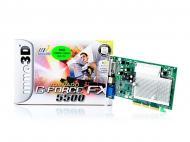 Видеокарта Nvidia GeForce inno3D FX 5500 GDDR 256 (I-5500-G3F3H)