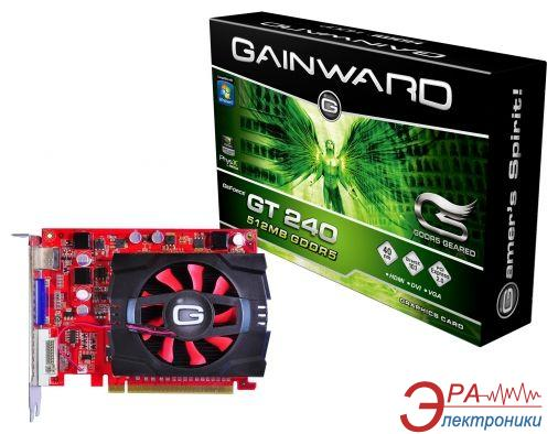 Видеокарта Gainward Nvidia GeForce GT240 GDDR5 512 Мб