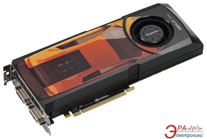 Видеокарта LeadTek Nvidia GeForce GTX580 GDDR5 1536 Мб (WinFast GTX 580)