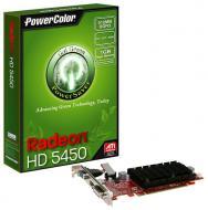 ���������� Powercolor ATI Radeon HD5450 GDDR2 512 �� (AX5450_512MK3-SH)
