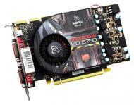 Видеокарта XFX ATI Radeon HD5750 XXX overclocked, single slot GDDR5 1024 Мб (HD-575X-ZMD3)