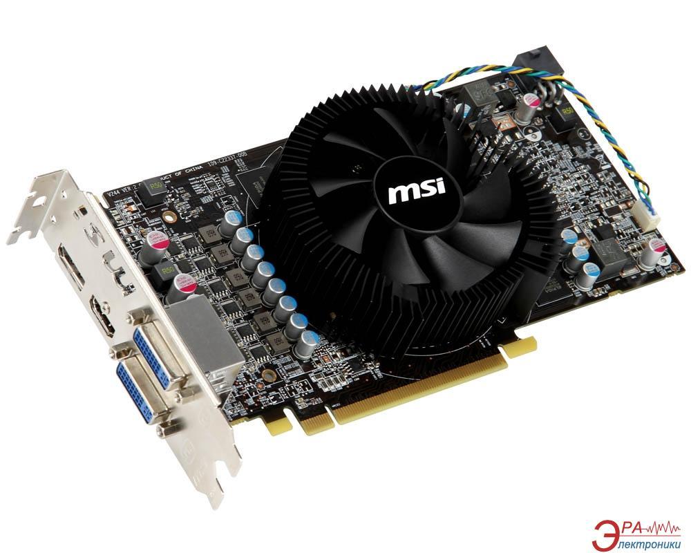 Видеокарта MSI ATI Radeon HD6850 GDDR5 1024 Мб (R6850-PM2D1GD5/OC)