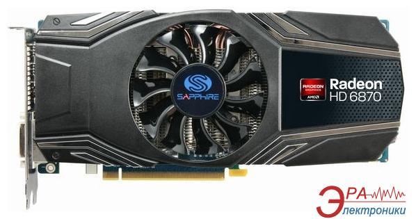 Видеокарта Sapphire ATI Radeon HD 6870 GDDR5 1024 Мб (11179-00-40R)