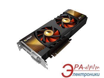 Видеокарта Palit Nvidia GeForce GTX580 GDDR5 1536 Мб (NE5X580010CB-1100F)