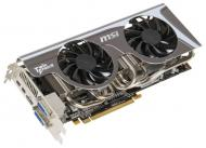 Видеокарта MSI ATI Radeon HD6950 GDDR5 2048 Мб (R6950 Twin Frozr II/OC)