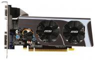 Видеокарта MSI Nvidia GeForce GT 440 GDDR3 1024 Мб (N440GT-MD1GD3/LP)