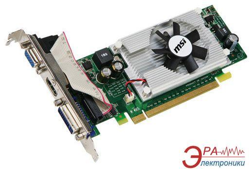 Видеокарта MSI Nvidia GeForce GT210 GDDR2 512 Мб (VN210-MD512)