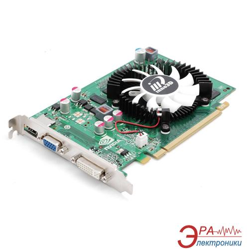 Видеокарта Asus Nvidia GeForce GT220 GDDR2 1024 Мб (N220-1DDV-D2CX)