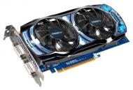 Видеокарта Gigabyte Nvidia GeForce GTS450 OverClocked WindForce 2x GDDR5 1024 Мб (GV-N450OC2-1GI)