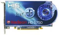 Видеокарта HIS ATI Radeon HD5750 IceQ+ GDDR5 1024 Мб ( H575QS1GD)