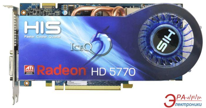 Видеокарта Powercolor ATI Radeon HD5770 IceQ 5 Turbo GDDR5 1024 Мб (H577QT1GD)