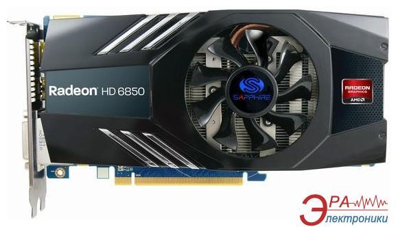 Видеокарта Sapphire ATI Radeon HD6850 GDDR5 1024 Мб (11180-00-20R)