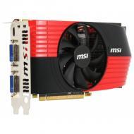 Видеокарта MSI Nvidia GeForce GTX460 GDDR5 1024 Мб (N460GTX-M2D1GD5/OC)