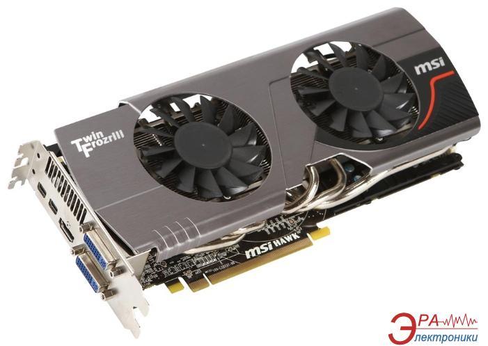 Видеокарта MSI ATI Radeon HD6870 GDDR5 1024 Мб (R6870 HAWK)