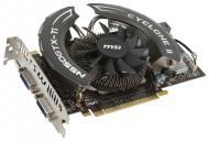 Видеокарта MSI Nvidia GeForce GTX550 GDDR5 1024 Мб (N550GTX-Cyclone2_1GD5/OC)