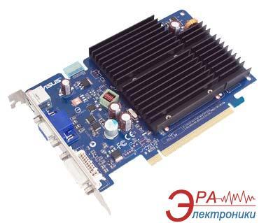 Видеокарта Asus Nvidia GeForce 8500GT SILENT/HTD/PCIe GDDR2 256 Мб
