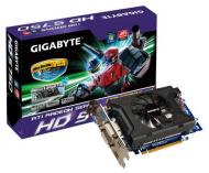 Видеокарта Gigabyte ATI Radeon HD5750 GDDR5 1024 Мб (GV-R575OC-1GI)