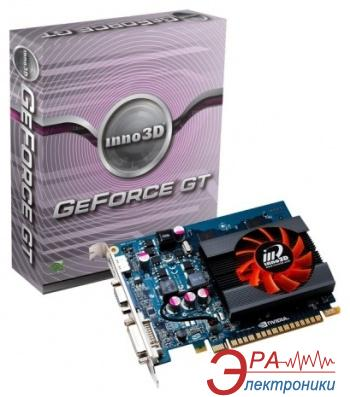 Видеокарта Inno3D Nvidia GeForce GT440 GDDR3 1024 Мб (N440-2DDV-D3CX)