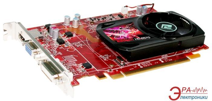 Видеокарта Powercolor ATI Radeon HD6570 GDDR5 1024 Мб (AX6570 1GBD5-H)