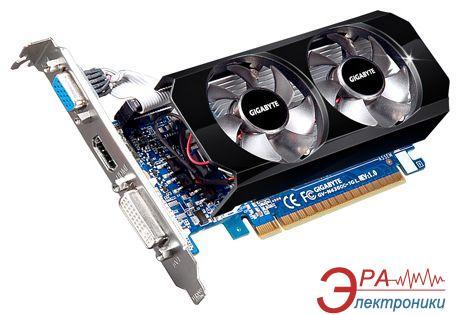 Видеокарта Gigabyte Nvidia GeForce GT430 GDDR3 1024 Мб (GV-N430OC-1GL)