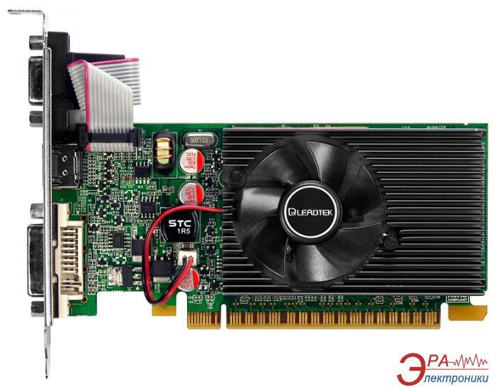 Видеокарта LeadTek Nvidia GeForce GT520 with CUDA GDDR3 1024 Мб (GT_520_1G)