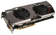Видеокарта MSI Nvidia GeForce GTX580 GDDR5 1536 Мб (N580GTX LIGHTNING)