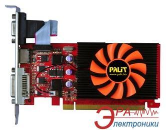 Видеокарта Palit Nvidia GeForce GT240 GreenEdition GDDR3 1024 Мб (NEAT240NHD01-1081F)