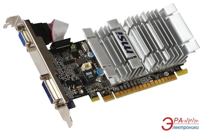Видеокарта MSI Nvidia GeForce GeForce 8400 GS GDDR3 1024 Мб (N8400GS-D1GD3H/LP)
