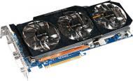 Видеокарта Gigabyte Nvidia GeForce GTX 580 GDDR5 1536 Мб (GV-N580SO-15I) WindForce3