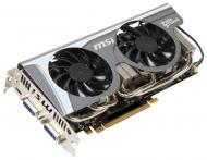 Видеокарта MSI Nvidia GeForce GTX560 GDDR5 1024 Мб (N560GTX Twin Frozr II/OC)