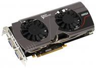 Видеокарта MSI Nvidia GeForce GTX560Ti  Twin Frozr III GDDR5 1280 Мб (N560GTX-Ti 448 Twin Frozr III PE/OC)