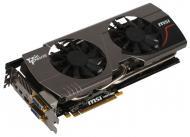 Видеокарта MSI ATI Radeon HD6970 GDDR5 2048 Мб (R6970 Lightning)