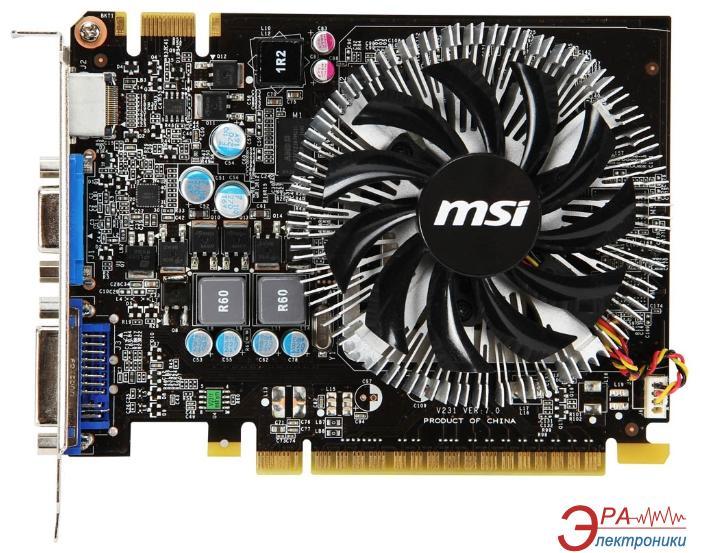 Видеокарта MSI Nvidia GeForce GTS450 GDDR3 1024 Мб (N450GTS-MD1GD3)