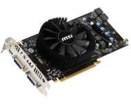 Видеокарта MSI Nvidia GeForce GTX560 GDDR5 1024 Мб (N560GTX-M2D1GD5)