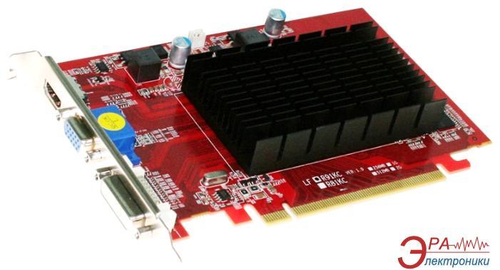 Видеокарта Powercolor ATI Radeon HD6450 GDDR3 1024 Мб (AX6450 1GBK3-SHV2)