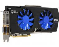 Видеокарта MSI Nvidia GeForce GTX580 LIGHTNING Xtreme Edition GDDR5 3072 Мб (N580GTX LIGHTNING Xtreme Edition)