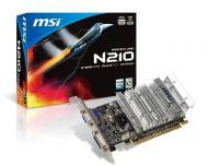 ���������� MSI Nvidia GeForce 210 GDDR2 512 �� (N210-D512D2H)