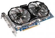���������� Gigabyte Nvidia GeForce GTX560 WindForce 2x GDDR5 1024 �� (GV-N56GSO-1GI)