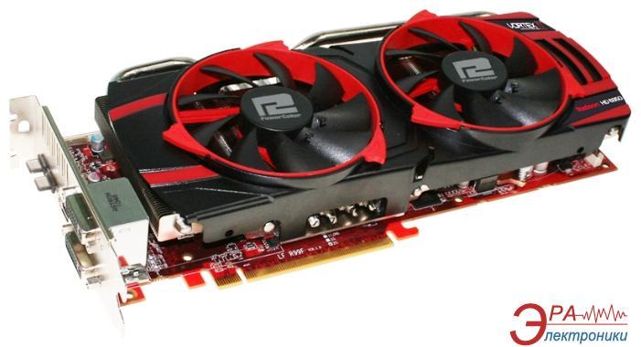 Видеокарта Powercolor ATI Radeon РВ6950 Vortex2 Dirt2 game bundle GDDR5 2048 Мб (AX6950_2GBD5-PPVG2)