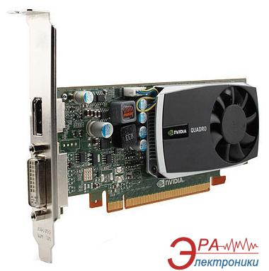 Видеокарта HP Nvidia GeForce Quadro 600 Graphics GDDR3 1024 Мб (WS093AA)