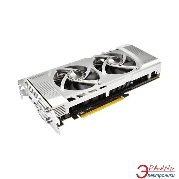 Видеокарта Palit Nvidia GeForce GTX570 SONIC GDDR5 1280 Мб (NE5X570S10DA-1101F)