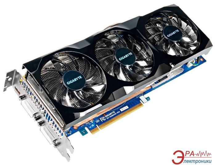 Видеокарта Gigabyte Nvidia GeForce GTX 580 GDDR5 3072 Мб (GV-N580UD-3GI) (GVN580U3GI-00-G)
